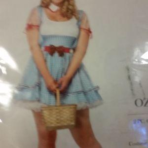 Dresses & Skirts - Leg Avenue OZ Beauty Halloween Costume Plus Size